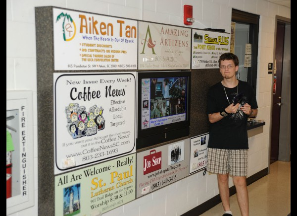 Digital Bulletin Boards - information for employees and customers