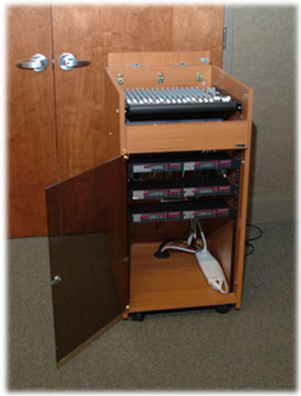Confernece Room Audio System